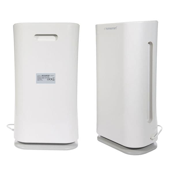 HomeSmart UV200 Quiet Air Purifier PM2.5, Hepa, Carbon Filter, UV-C and Ionizer 240V~50Hz